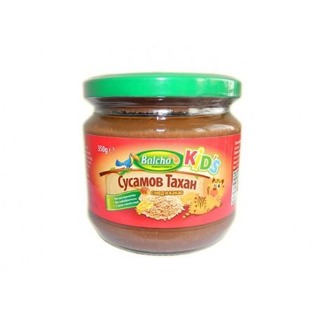 Сусамов тахан с мед и какао