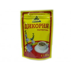 Chicory, Natural, Soluble drink, 100 g
